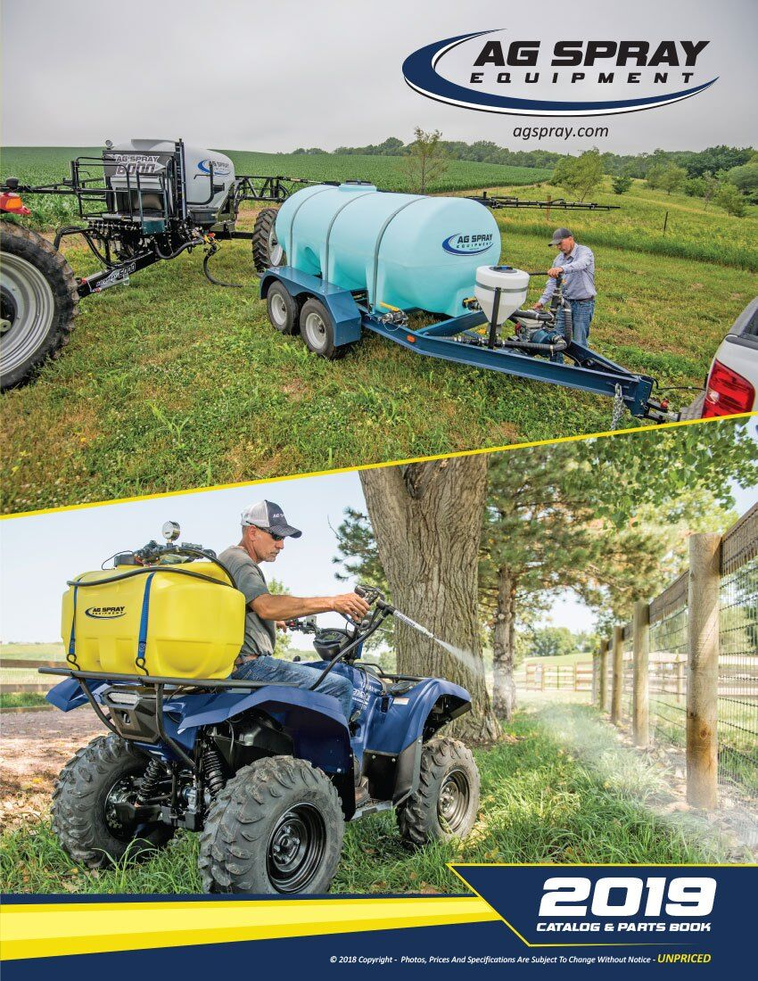How to fix a sprayer | Digital Catalog | Ag Spray