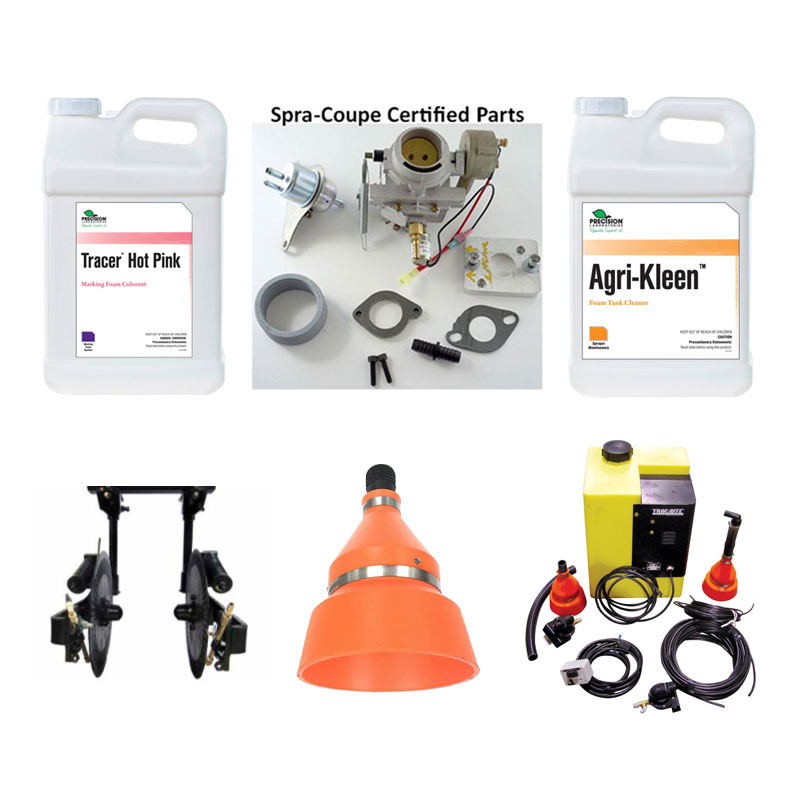 Sprayers And Applicators Parts & Accessories