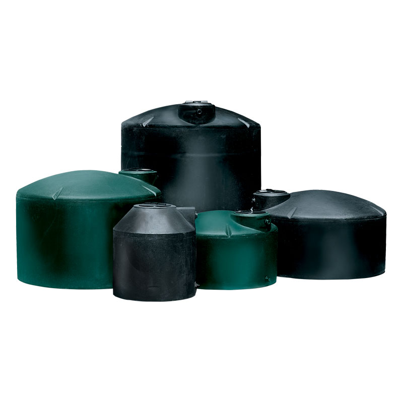 Black Or Green Water Tanks