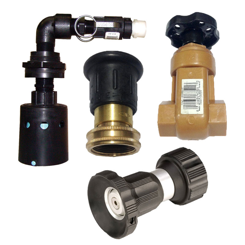 Gate, Float & Washdown Valves