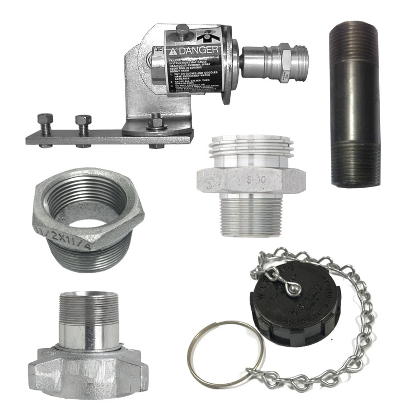 NH3 Couplings / Fittings