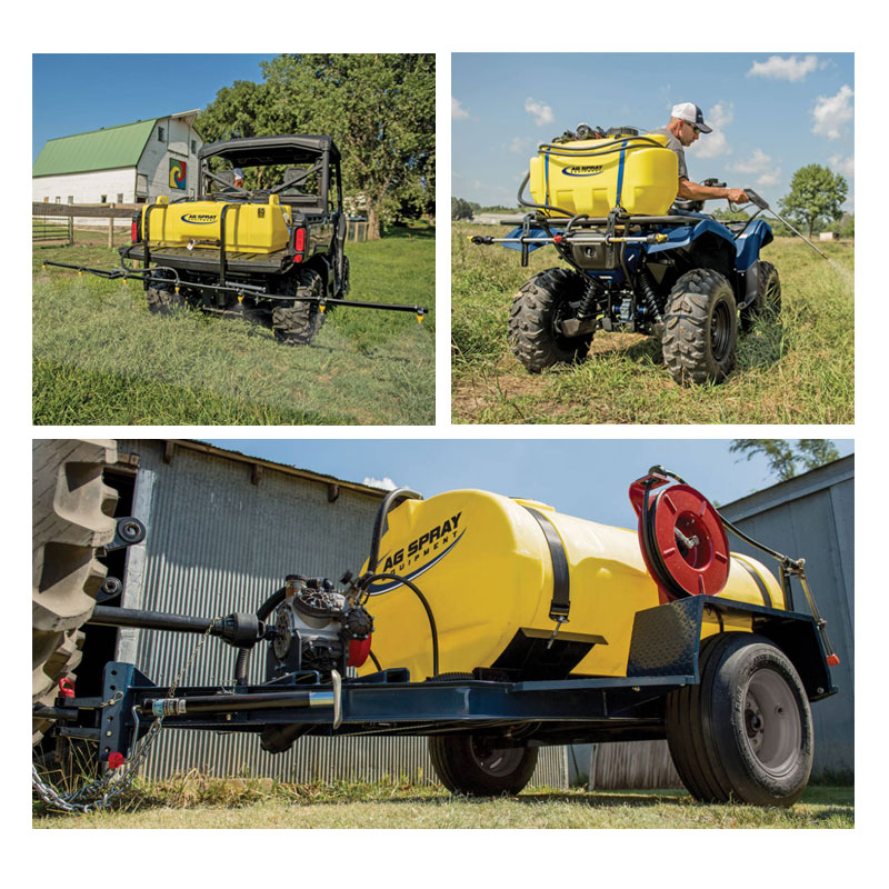 Rangeland, Pasture Sprayers