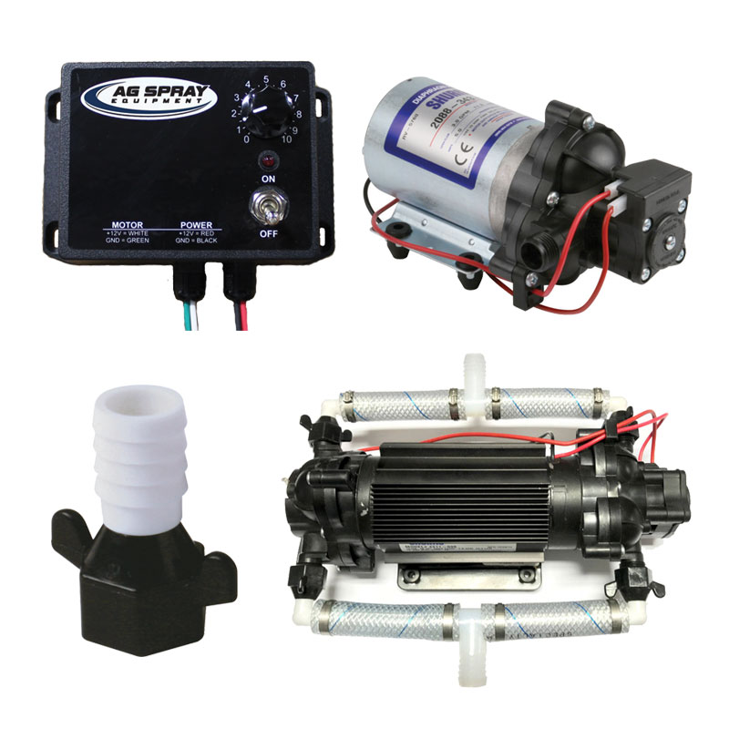 Starter Fertilizer Pumps & Controls