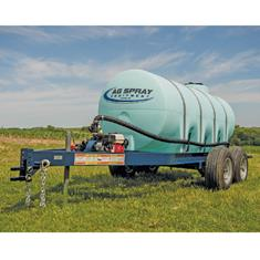 1010 FERTILIZER NURSE TRAILER