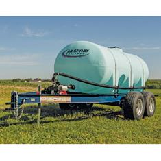 1315 FERTILIZER NURSE TRAILER