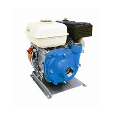 HYPRO CENTRIFUGAL SPRAYER PUMP, W/ GX160 HONDA ENG.