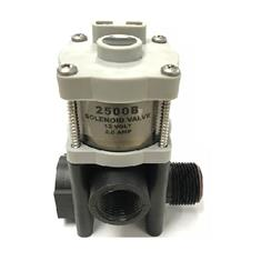 2500B SOLENOID SHUTOFF VALVE - SINGLE