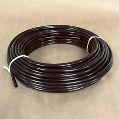 "STARTER FERTILIZER TUBING , BLACK, 1/4"" OD - 100FT"