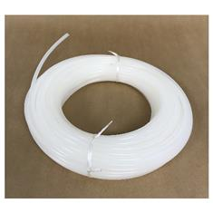 "STARTER FERTILIZER TUBING , NATURAL, 1/4"" OD -100FT"