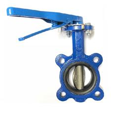 "3"" ABZ BUTTERFLY VALVE W/ HANDLE"