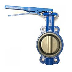 "4"" ABZ BUTTERFLY VALVE W/ HANDLE"