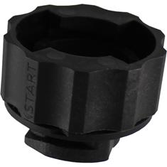 TEEJET SQ LUG TO WILGER COMBO-JET ADAPTER CAP-LOCK RING-NEW