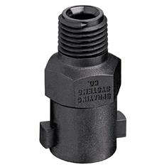 "TEEJET QJ1/4TT QUICK CAP ADAPTER X 1/4"" MPT"