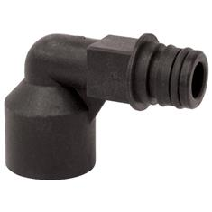 "HIGH FLO 12V PUMP O-RING PORT FITTING X1/2"" FPT 90"