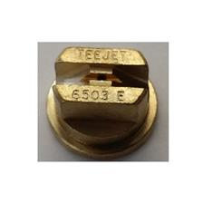 TEEJET TP6503E EVEN FAN TIP - BRASS