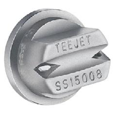 TEEJET 15008 SS DOUBLE OUTLET DROP NOZZLE TIP