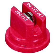 TEEJET DG8004-VS DRIFT GUARD TIP - RED - VS