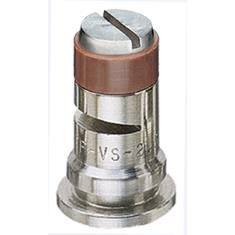 TEEJET TF-VS 2.5 TURBO FLOODJET SPRAY TIP-BROWN