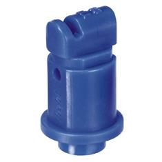 TTI TURBO TEEJET INDUCTION FLAT SPRAY TIP #03 - BLUE