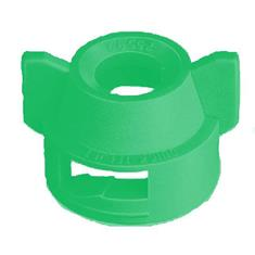 TEEJET TF-VS,TK-VS,TK-VP  QUICK CAP W/SEAT-GREEN