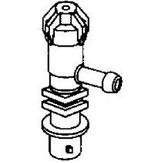 TEEJET QJ 311-500 CHECK VALVE NOZZLE BODY ELBOW-L
