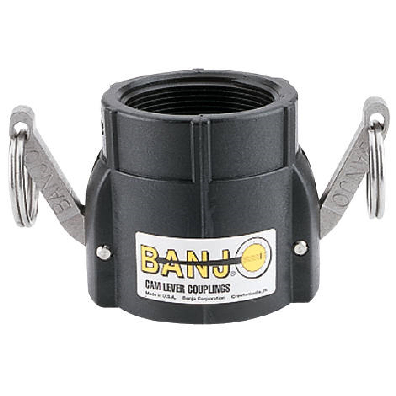 Banjo 2 EPDM Cam and Groove Gasket