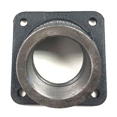 "BANJO 2"" CAST IRON PUMP INLET FLANGE"