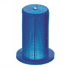 TEEJET 50 MESH TIP STRAINER ALL POLY- BLUE