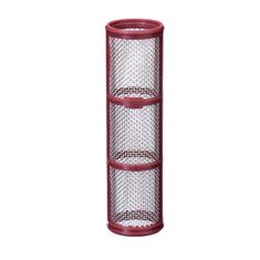 "TEEJET  16 MESH SCREEN- MAROON FOR 126 3/4"", 1"""