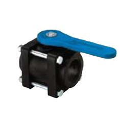 "NORWESCO 1 1/2"" FULL PORT BOLTED BALL VALVE"