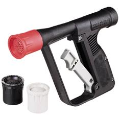 TEEJET 25660 LAWN SPRAY GUN W/ 3.0 BLACK NOZZLE