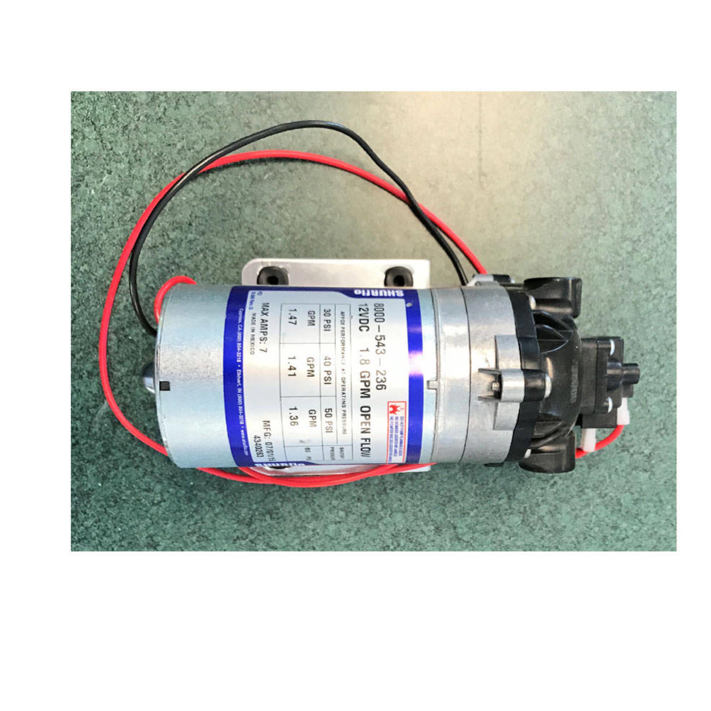 SHURFLO 1 4 GPM 12VDC DIAPHRAGM PUMP W/PS