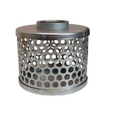 "2"" ROUND HOLE SUCTION STRAINER, STEEL"
