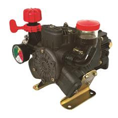HYPRO D403 DIAPHRAGM PUMP FOR GAS ENGINE MOUNTING