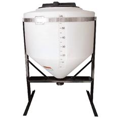 "60 GALLON INDUCTOR TANK & STAND / 16"" LID"