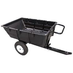 10 CU.FT. POLY  CONVERTIBLE CART