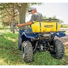 15 GALLON PLATINUM SPOT SPRAYER-2.1GPM PMP-43LGUN