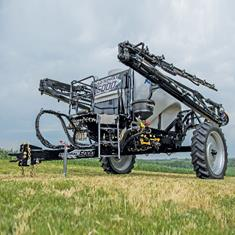 6000 SERIES SPRAYER W/ 60' OR 72' BOOM