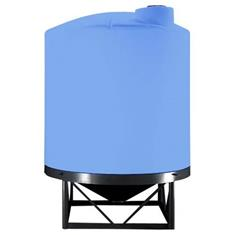 6000 GAL 5YR CONE BOTTOM TANK 15 DEGREE SLOPE