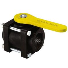 "61122 2"" STD BOLTED VALVE - YELLOW HANDLE"