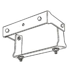 TEEJET CONSOLE MOUNTING BRACKET FOR 844/854