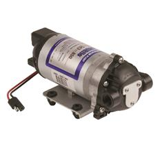 SHURFLO 1.8 GPM 12VDC DS PUMP-W/ELECTRIC SWITCH