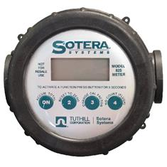 SOTERA 825 DIGITAL  CHEMICAL FLOW METER