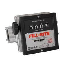 "FILL-RITE 1 1/2"" FUEL METER - 6 TO 40 GPM"