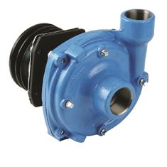 HYPRO STAINLES STEEL PUMP W/12V CLUTCH CW ROTATION
