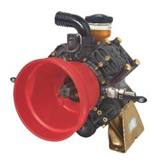 HYPRO D1064 DIAPHRAGM HIGH PRESSURE SPRAY PUMP
