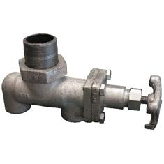 NH3 SAFETY RELIEF VALVE MANIFOLD