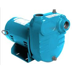 "MONARCH 3"" TRANSFER PUMP , 5HP 1PH TEFC MOTOR"