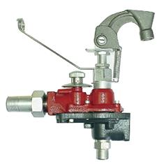 "CONTINENTAL METERMATIC 1"" NH3 ROPE SHUTOFF ASSEMBLY"