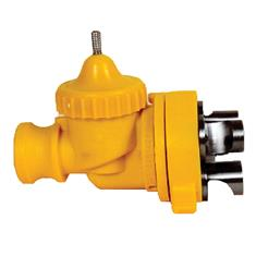CP FLOATER NOZZLE COMBO HIGH VOLUME W/CHECK VALVE
